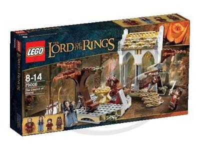Stavebnice Lego na motivy Pána prstenů - Koncil u Elronda