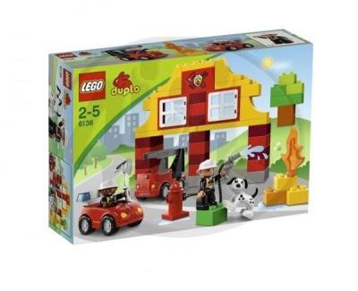 Stavebnice Lego na téma Můj první hasičský vůz