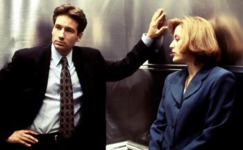 Mulder a Scullyová ze seriálu Akta X, zdroj: Profimedia