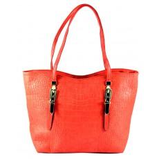 Červená kabelka Felasi, cena: 582 Kč